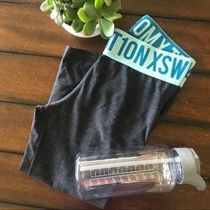 H&M leggings with elastic waistband medium